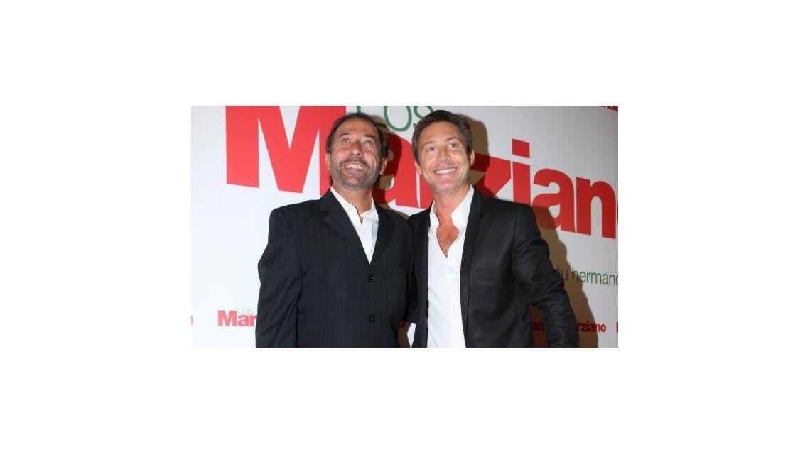 La exitosa dupla Guillermo Francella - Adrián Suar vuelve al teatro