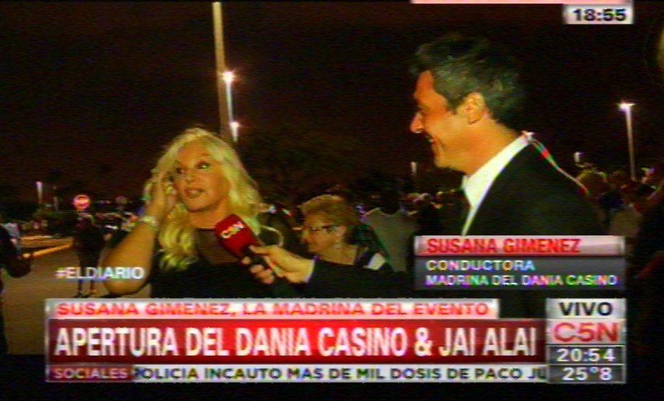 Susana: No conozco a nadie, me acordaría si estuve en un hotel con un tipo