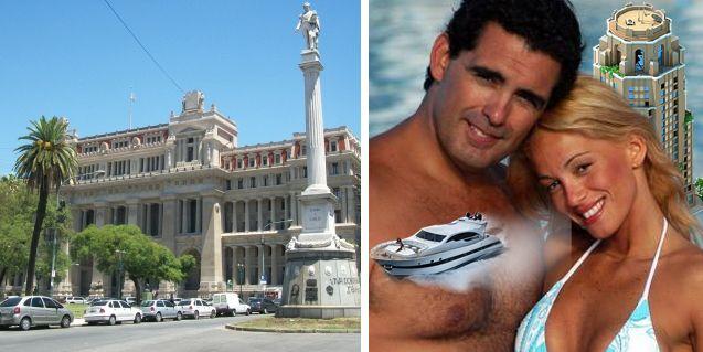 Marcelo Salinas, el ex de Ritó, quiere darle 850 mil dólares y terminar con el asunto
