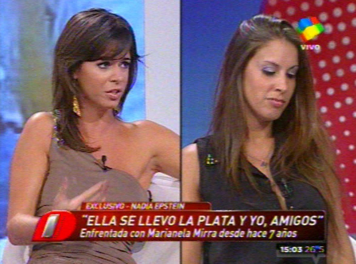 7 años después, Marianela y Nadia, eternas enemigas, volvieron a enfrentarse
