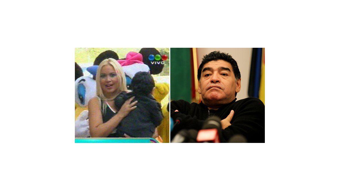 Verónica Ojeda dispara: Diego realmente me decepcionó, ni llamó a su hijo