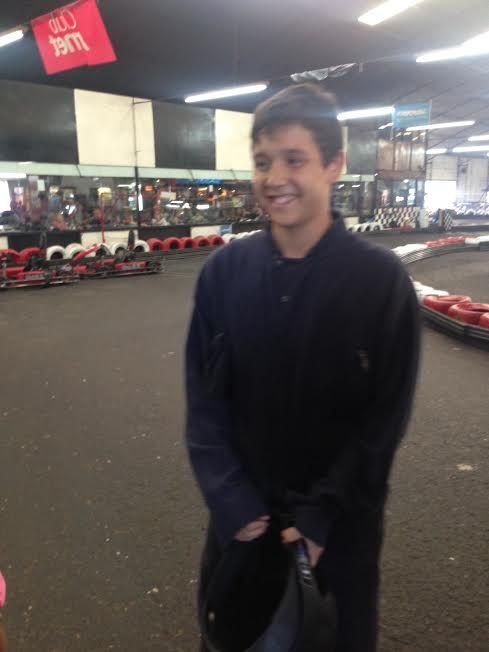 Después de la tragedia, Brian, el hermano de Dallys Ferreira, vuelve a sonreír