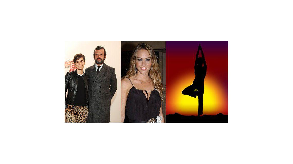 Álvarez Castillo y Paula Cahen D´anvers: trama secreta, crisis y el profesor de yoga