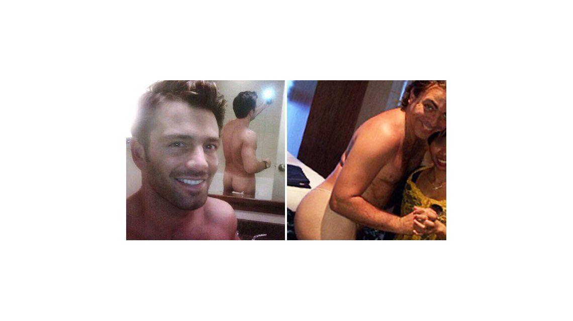 El novio uruguayo de Ricky Martin sale a competirle a la cola de Cristian Castro
