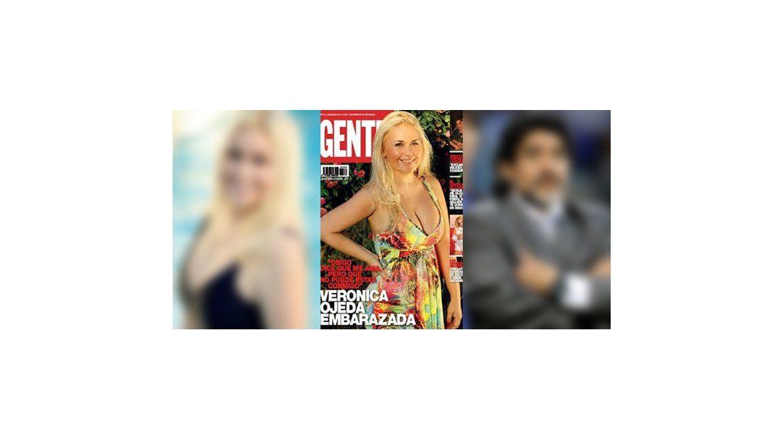Verónica Ojeda: Diego dice que me ama, pero que no puede estar conmigo