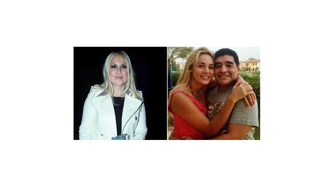 Verónica Ojeda vuelve a Bs As y Maradona se compromete con Rocío en Roma