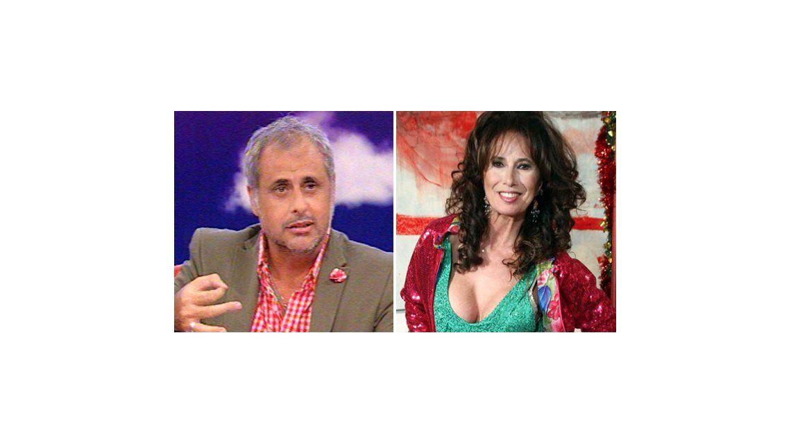Jorge Rial, durísimo con Luisa Kuliok: Forreó a la prensa todo enero