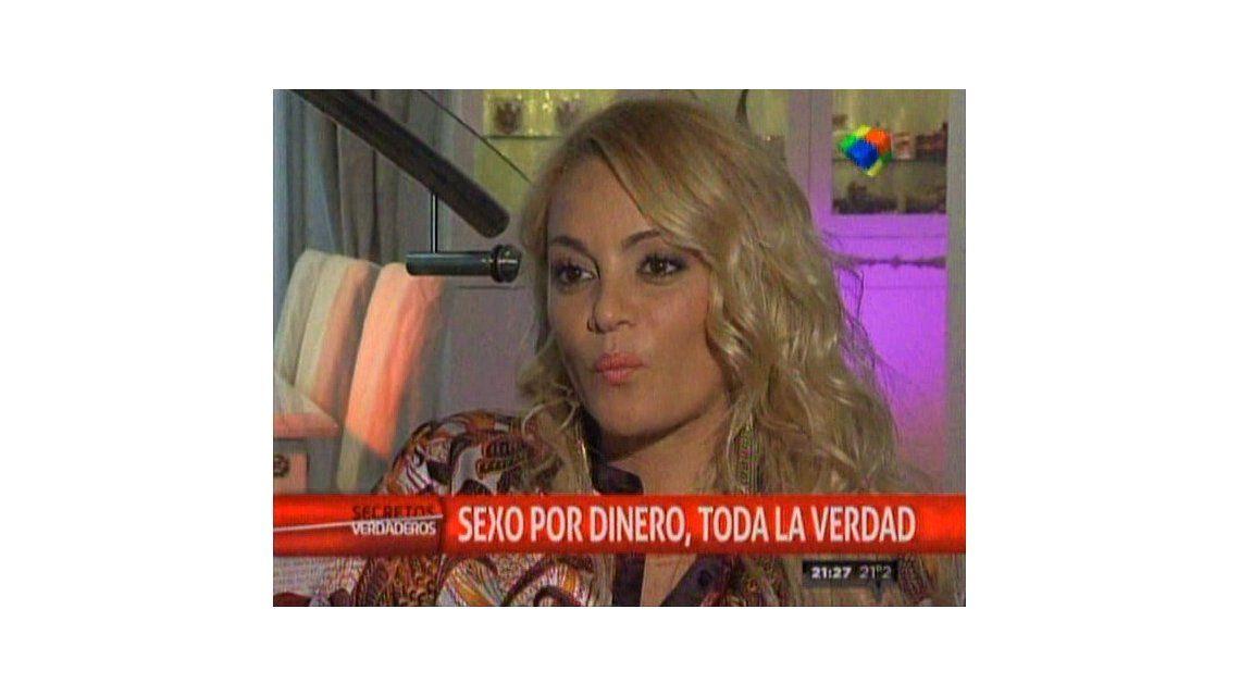 María Eugenia Ritó recordó un episodio hot con un futbolista travesti