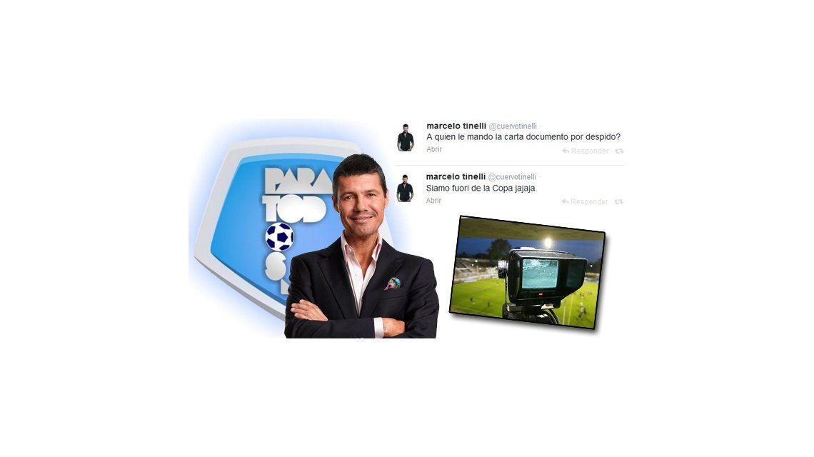 Fútbol Para Todos: los picantes tweets de Tinelli en medio de la polémica
