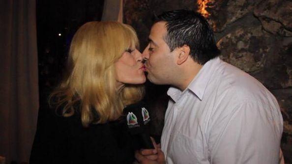 ¿El nuevo novio de Norma Pons?