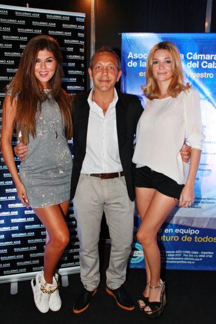 Loly Antoniale, Vitto Saravia y Salazar ¿separada de Redrado? en la pasarela