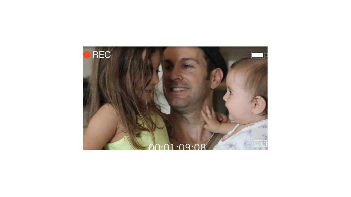 El emotivo reencuentro de las hijas del cantante Axel, después de la internación