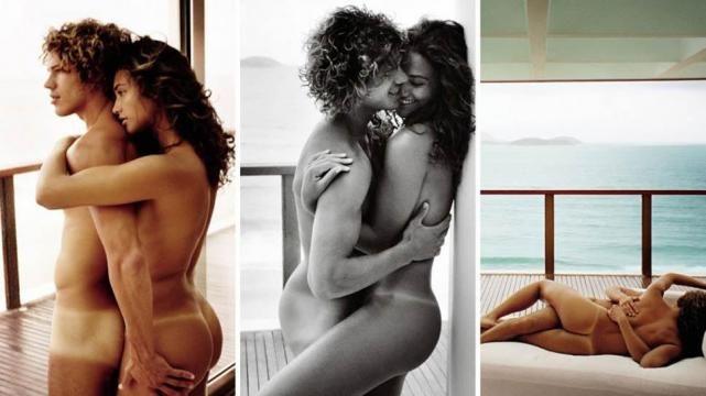 Las jugadas fotos de dos actores de Avenida Brasil, cada vez más caliente
