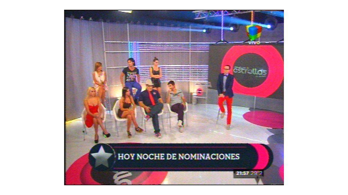 Julián, Paulo y  Anabel, los nuevos nominados de Viviendo con las estrellas