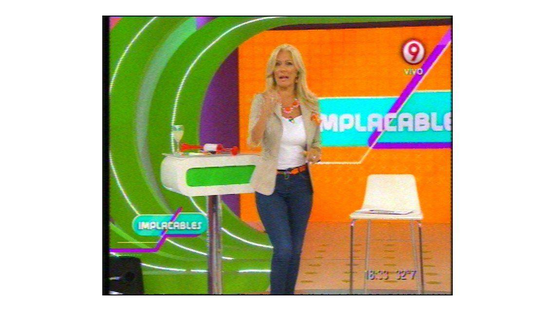 Roccasalvo: Amo tanto ésto que nunca me voy a despedir de la televisión