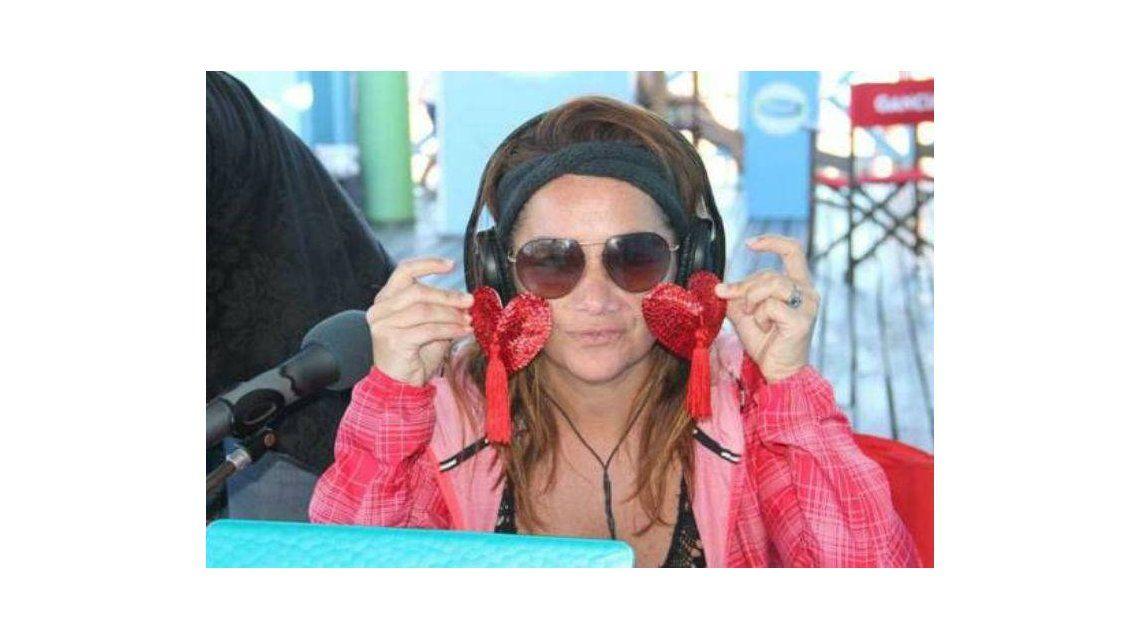 Nancy Pazos volvió a su programa de radio en Pinamar sin avisar y se vengó de su ex