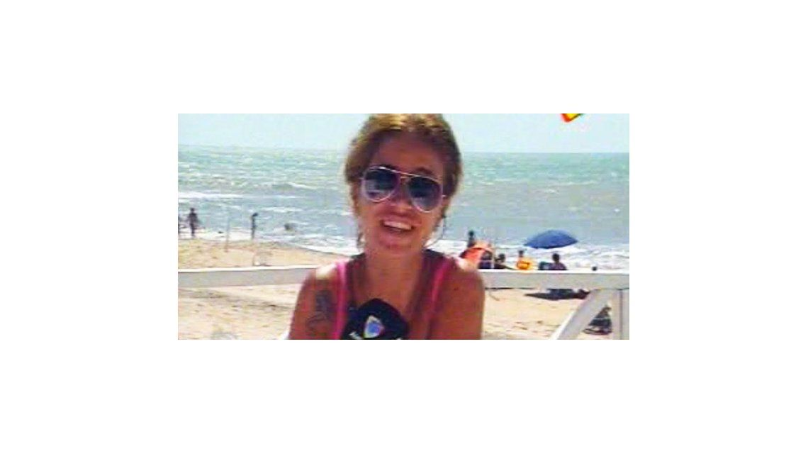 Florencia Peña: Sabemos que los medios pueden llevar la noticia a donde quieren