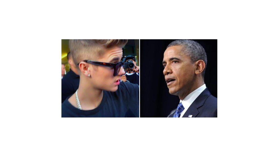 Justin Bieber en la mira de Obama, quien decidirá si lo expulsa del país o no