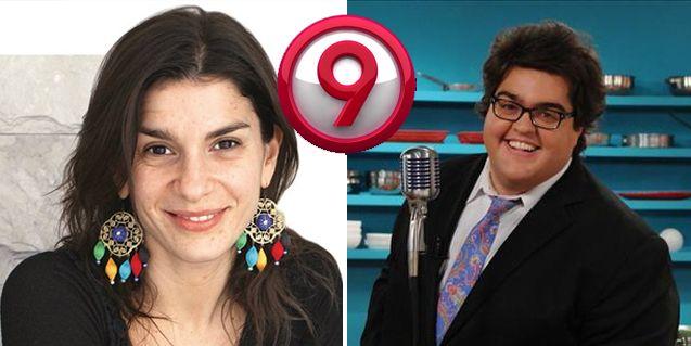 La nueva dupla de la tarde de canal 9: Darío Barassi y Dalia Gutmann