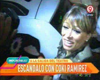 La reacción de Coki Ramírez cuando le preguntaron por Camus Hacker