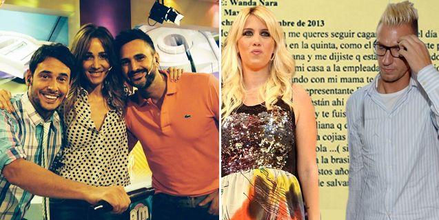 Las siete infidelidades que terminaron con la pareja de Wanda y Maxi López