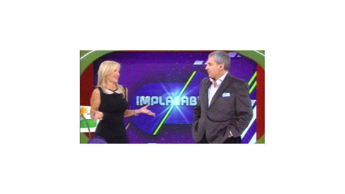 Vuelve Implacables a canal 9 con Roccasalvo, ¿pero sin Monti?