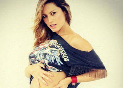 Lola Ponce, embarazada de dos meses y medio