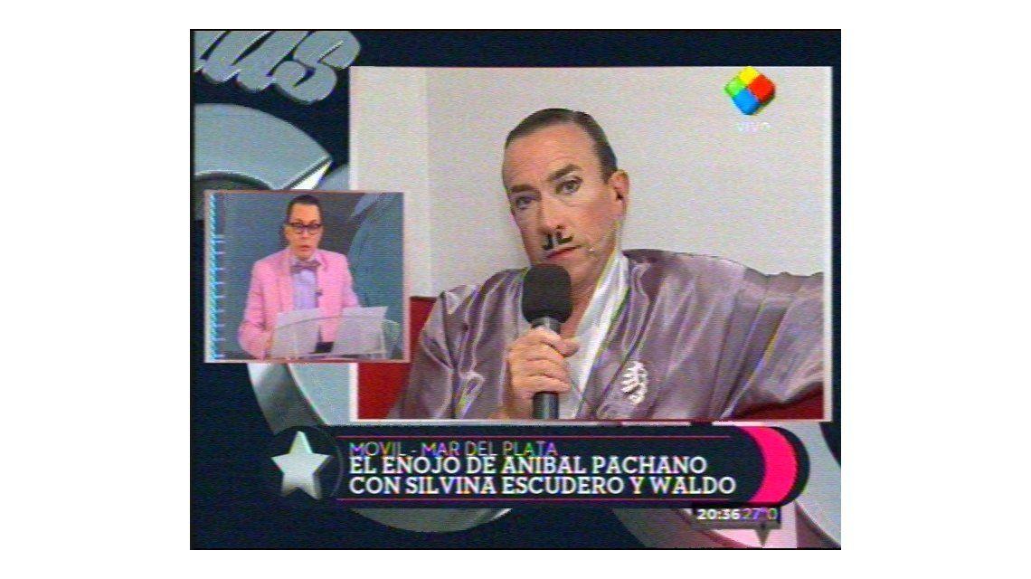 Pachano vs Waldo y Escudero: Voy a ser un karma para vos, Silvina; sos una nadie