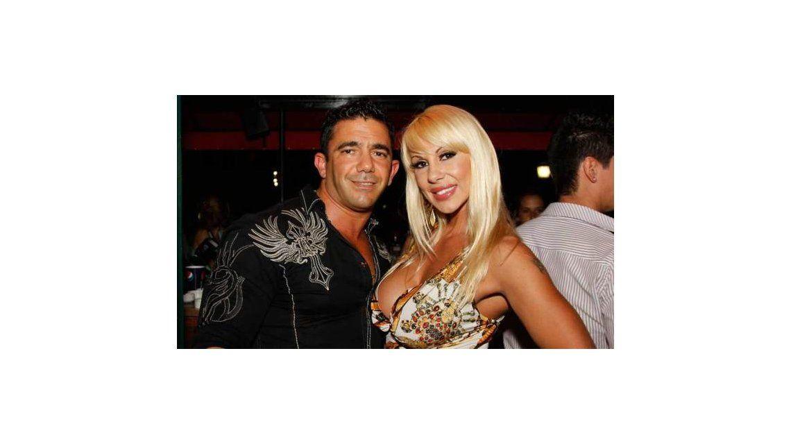 Farro volvió a visitar a su novio Juan Suris en la cárcel de Bahía Blanca