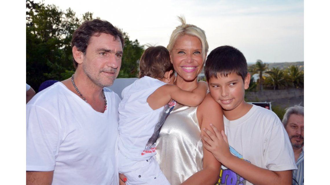 Los elencos de Nazarena Vélez hicieron una fiesta de buena onda