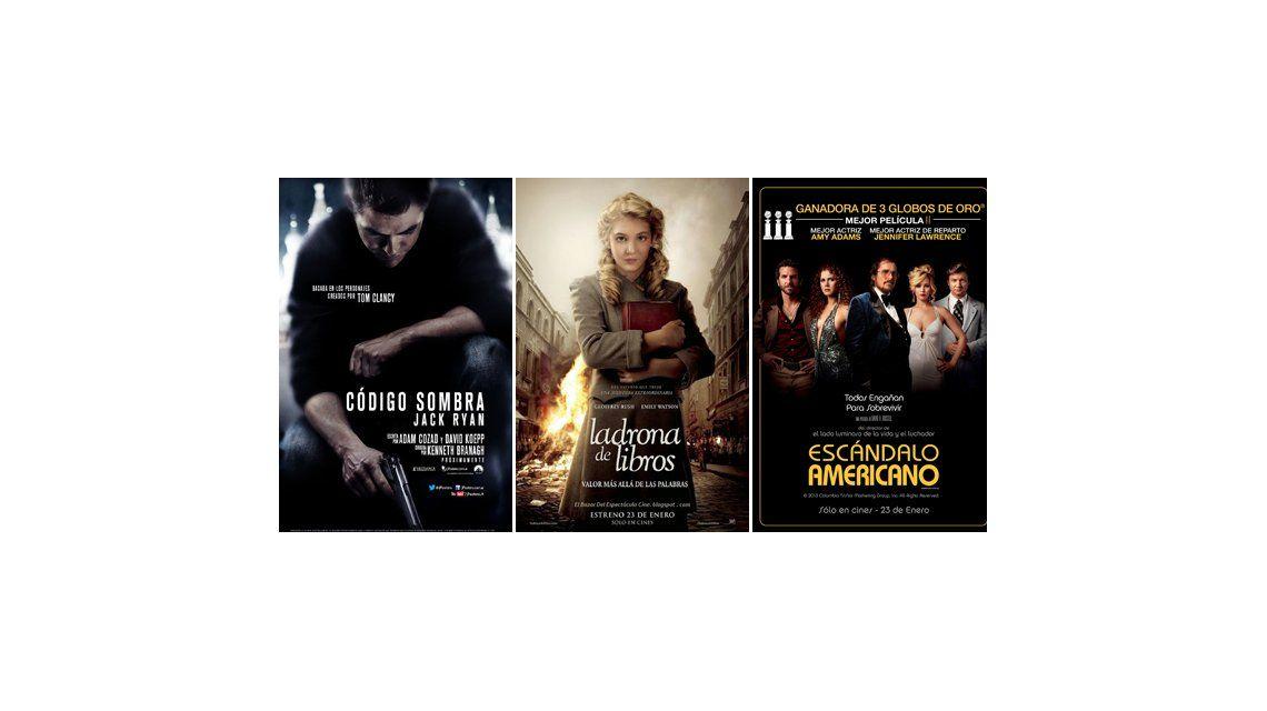 Los recomendados para el fin de semana con los estrenos y las críticas