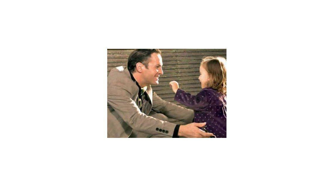Axel sobre su hija: Tuve miedo de llegar y que no esté más despierta