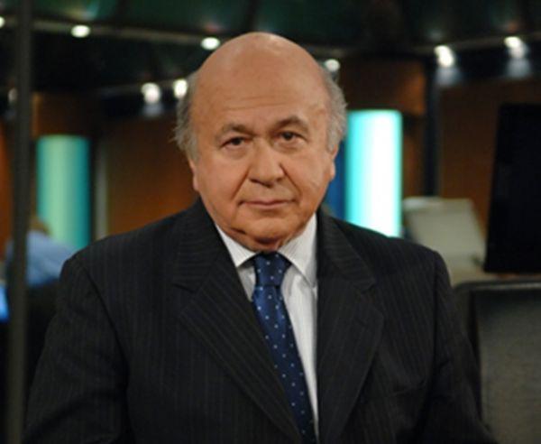 Murió el periodista Jorge Jacobson debido a un paro cardíaco