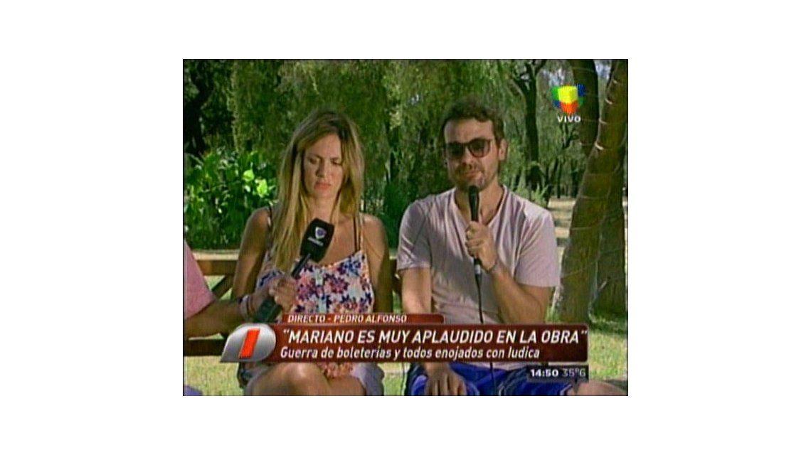 Paula Chaves y Peter Alfonso se meten en la polémica Iúdica-Nazarena y la taquilla
