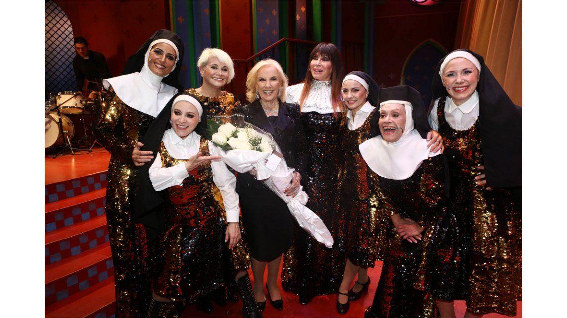 Faroni: La floja temporada de Carmen y Moria fue un error mío de producción