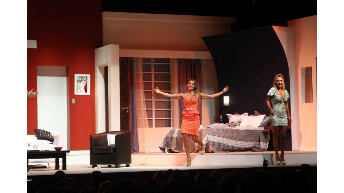 Dallys Ferreira volvió al teatro: Jonathan era todo para mi