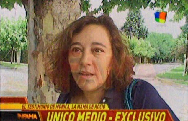 La madre de Rocío Oliva defendió a su hija: Ojeda se maneja con cinismo