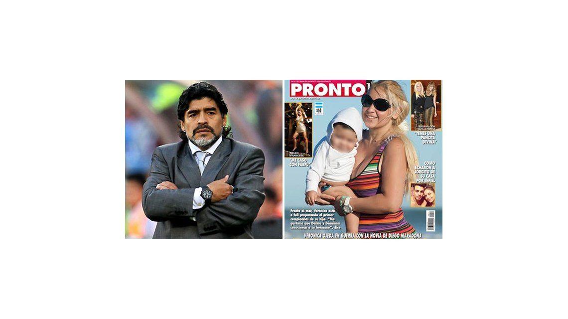 Diego Maradona demanda a una publicación por 3 millones de pesos