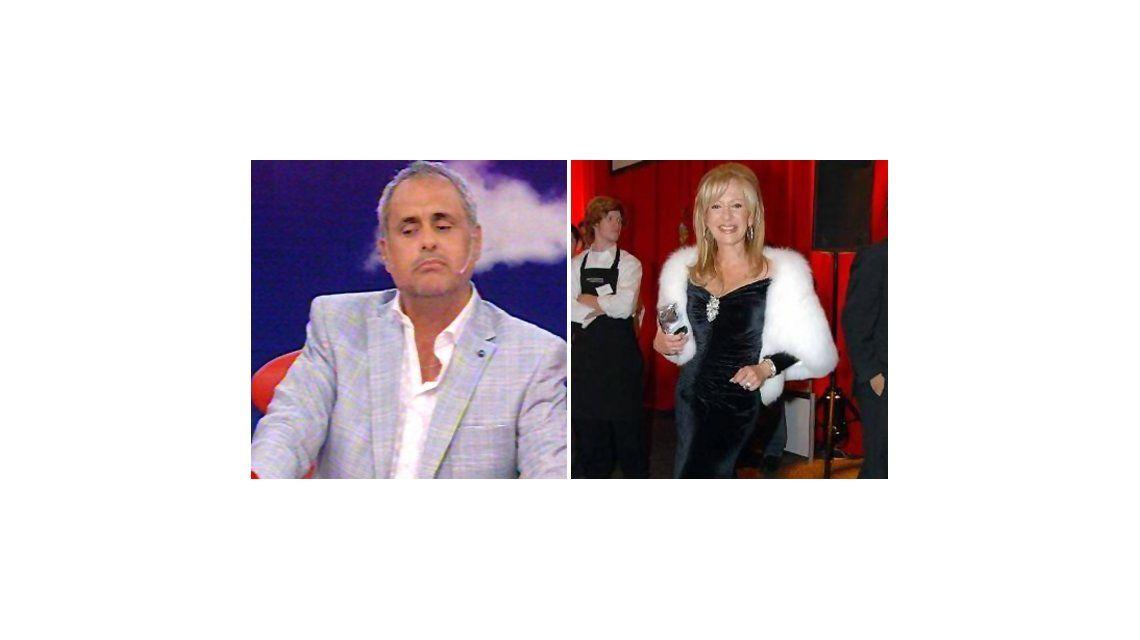 El contundente descargo de Jorge Rial contra Susana Roccasalvo
