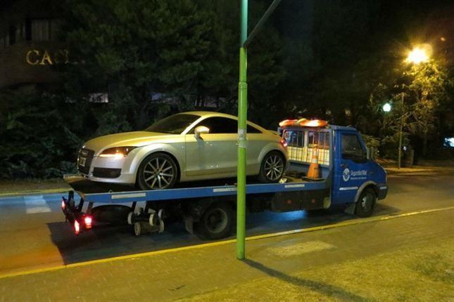 Leo Fariña otra vez con problemas con un auto sin papeles: se lo secuestraron