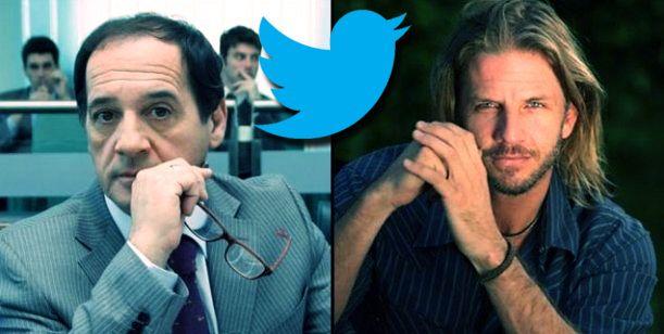 Facundo Arana le contestó a Julio Chávez por Twitter, luego de la polémica