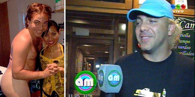 Cristian Castro y su polémica tanga: Desde ahora uso hilo dental, no me juzguen