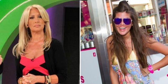 La madre de Loly Antoniale increpó a Roccasalvo en un restaurante de Miami