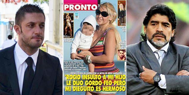 Matías Morla: Maradona le hace juicio a Ojeda y Pronto por mostrar a su hijo