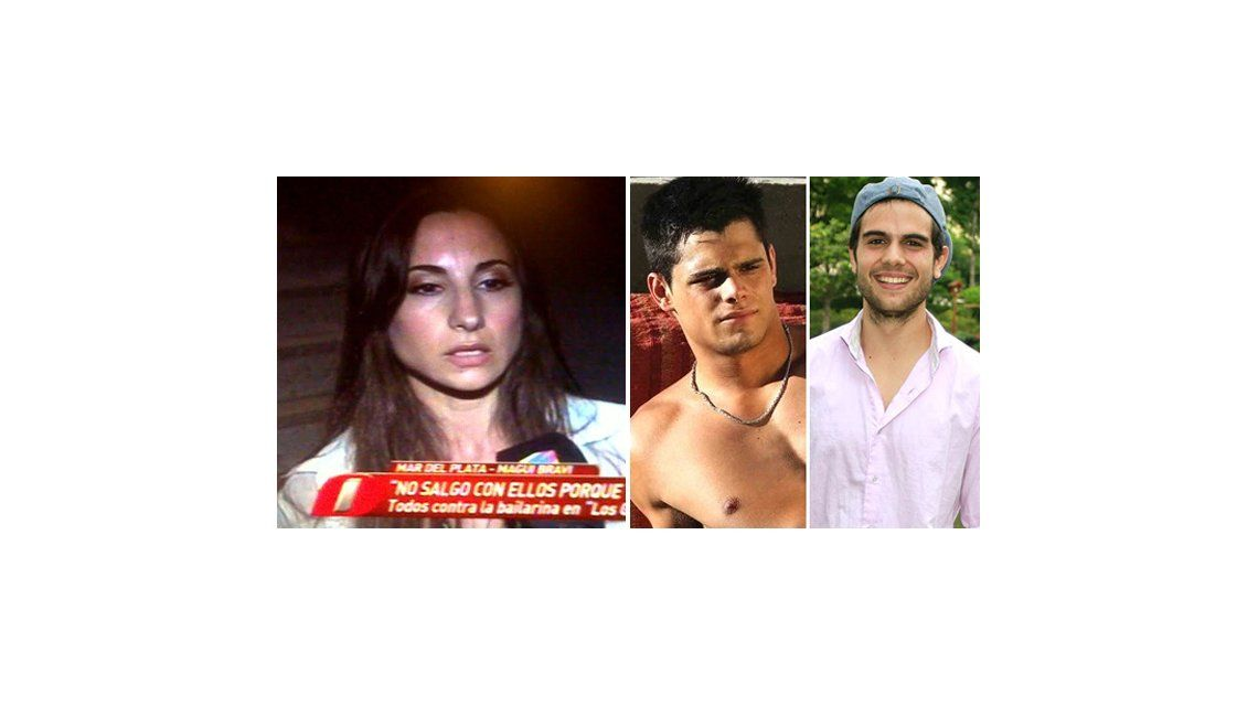 Magui Bravi acusa a Thiago Batistuta y Lucas Velasco: Me hacen bullying