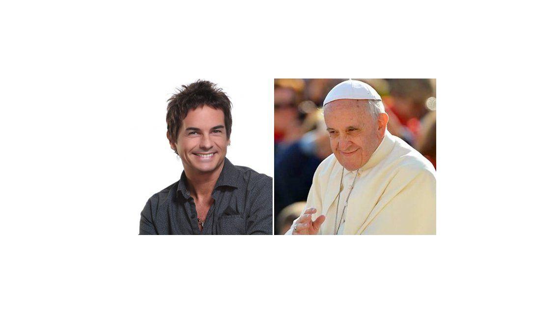Hernán Caire: Soy muy católico, le pedí trabajo al Papa Francisco