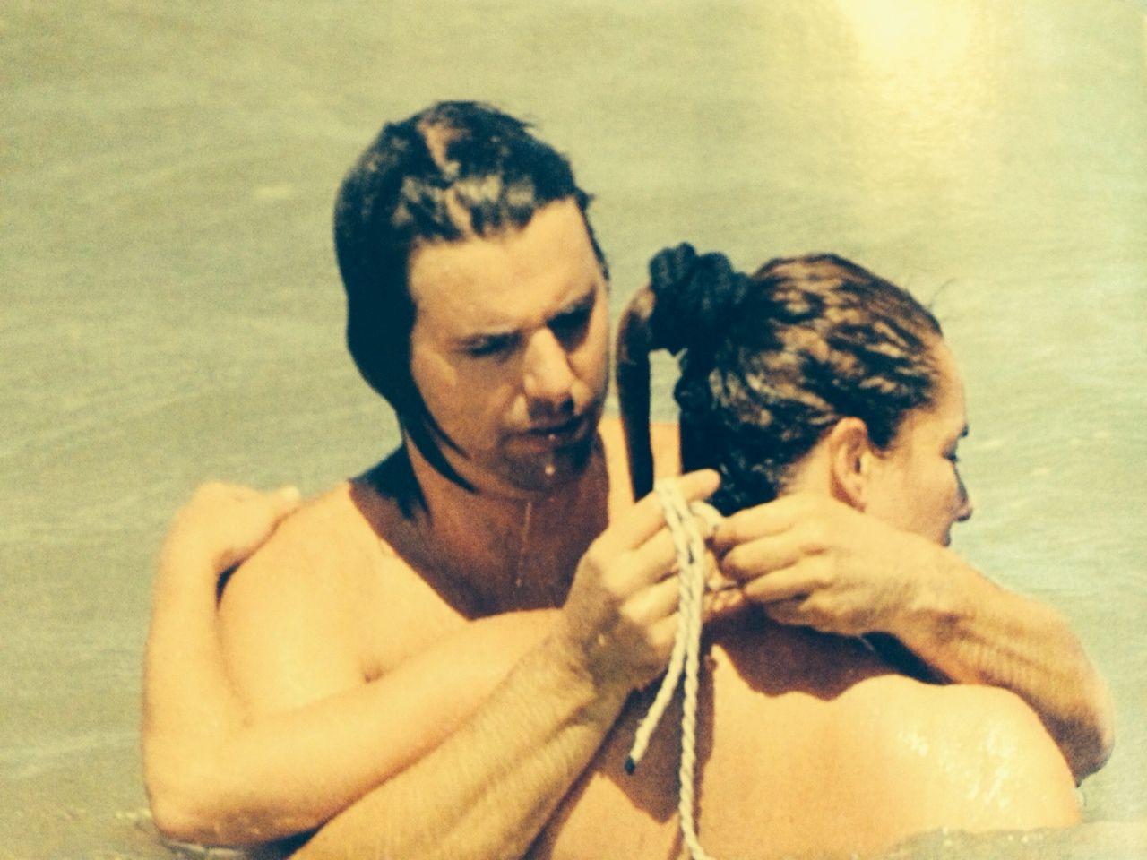 Las apasionadas vacaciones de Nancy Pazos y su nuevo novio: ¿quién es?