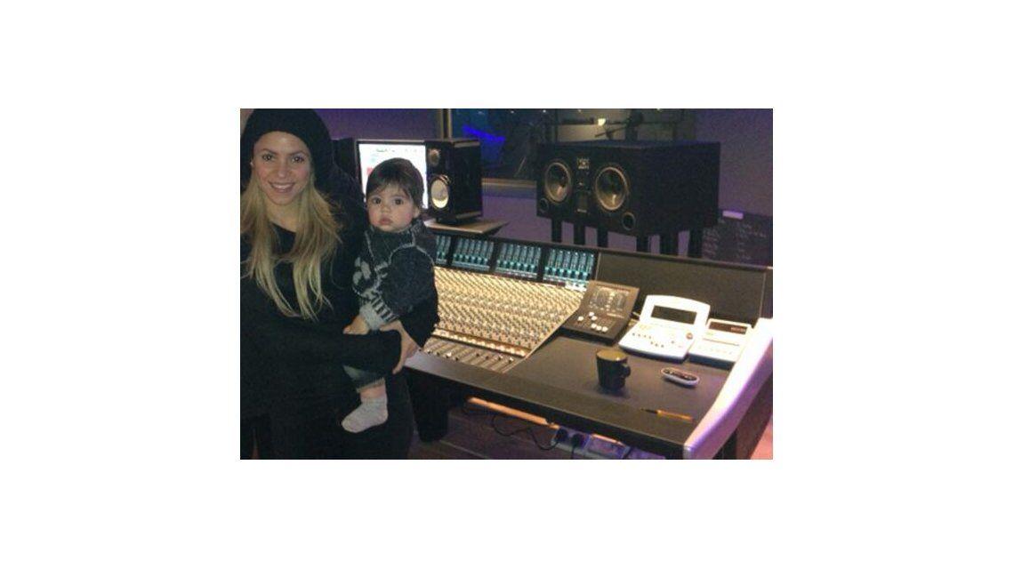 La alegría del hijo de Shakira: Milan baila hasta con la alarma de mi despertador