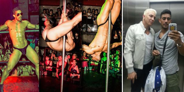 ¿Nuevo mediático? El video y las fotos prohibidas del ex de Flavio Mendoza