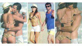 Las románticas vacaciones de Isabel Macedo y su nuevo novio en Punta del Este
